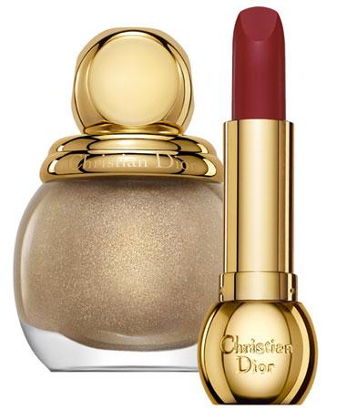 Dior holiday 2012 grand bal vernis rouge diorific diorling diorific
