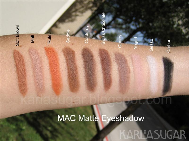 Amazing Deal on MAC Eye Shadow Matte Rule  peoplecom