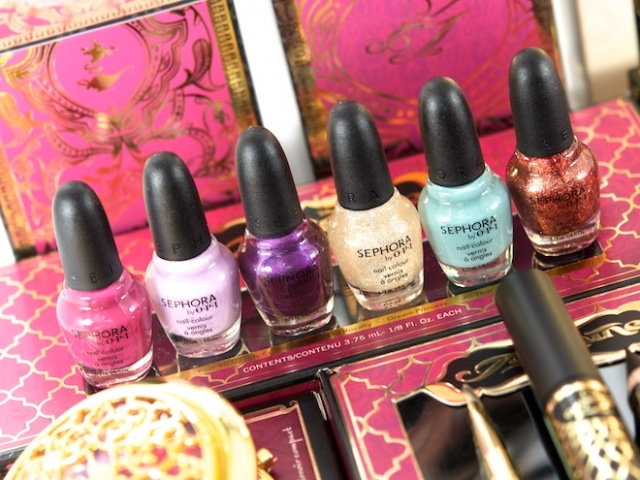 One Is Never Enough Nail Lacquer Set