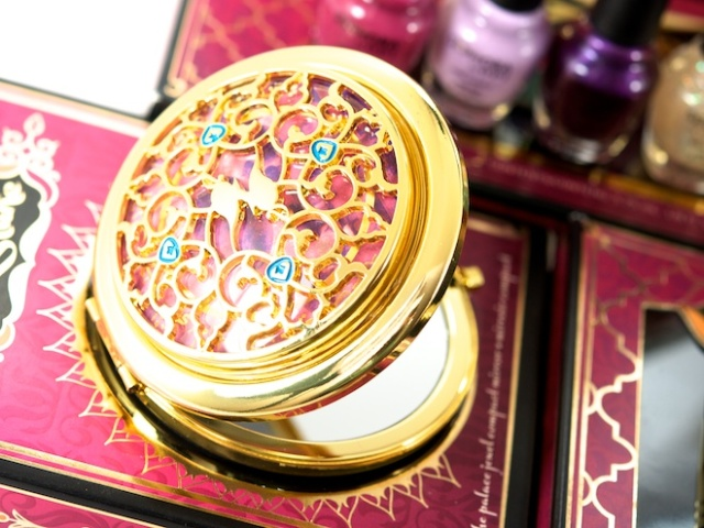 The Palace Jewel Compact Mirror