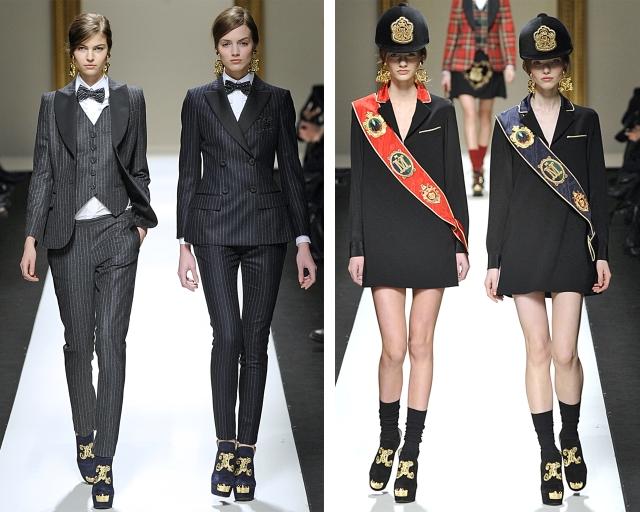milan-fashion-week-2013-outono-inverno-moschino-alfaiataria