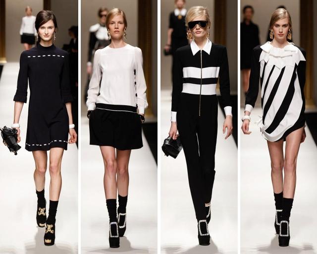 milan-fashion-week-2013-outono-inverno-moschino-preto-branco