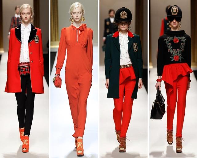 milan-fashion-week-2013-outono-inverno-moschino-vermelho