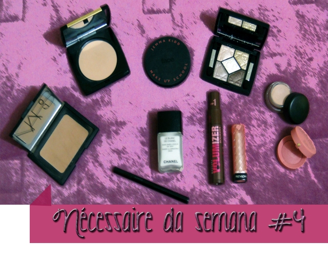 necessaire-4-nars-laguna-chanel-le-blanc-mac-paint-pot-painterly-dewy-glow-iced-gold-jemma-kidd-suqqu-revlon-colorbust-lip-butter-peach-parfait-bourjois-blush-cendre-de-rose-brune