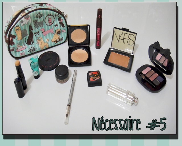 necessaire-5-nars-laguna-Benefit-The POREfessional-Sugarbomb-mac-Fabulousness-5-smoky-eyes-paint-pot-painterly-dewy-glow-iced-gold-jemma-kidd-batom-Dior-Addict-miss-dior