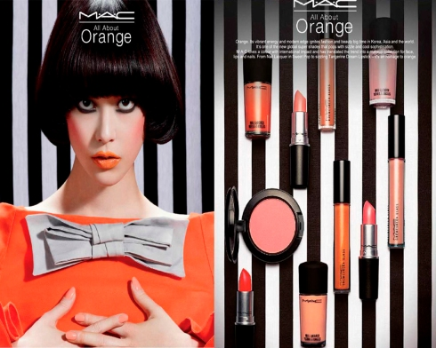 Colecao-maquiagem-MAC-Summer-2013-All-About-Orange-Collection-Promo