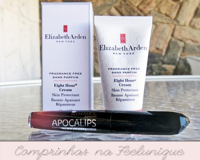compras-feelunique-rimmel-apocalips-elizabeth-arden-eight-hour-cream