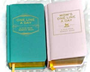 One line a day - um diário de cinco anos