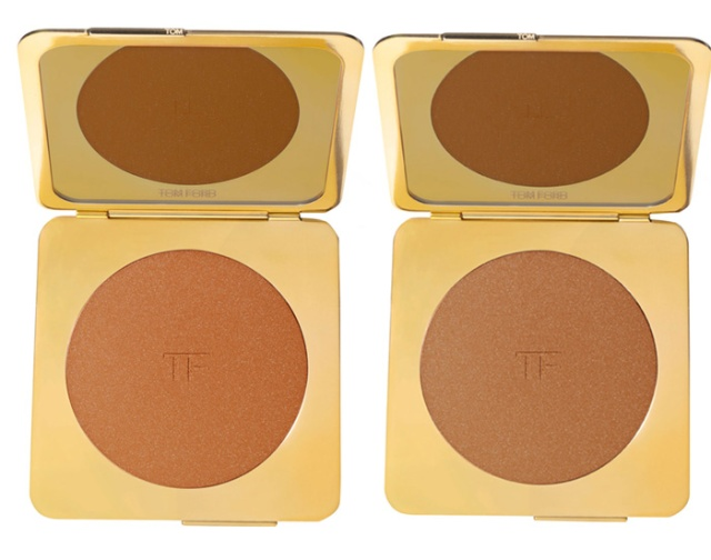 Bronzing Powder £65/$90  Gold Dust e Terra