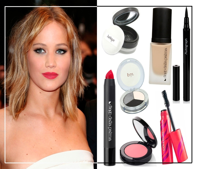 get-the-look-jennifer-lawrence-cannes-festival-maquiagem-kay-montano-2013