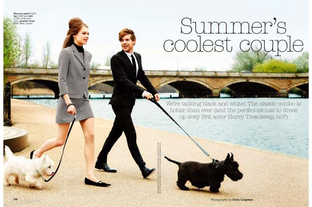Glamour-UK-editorial-Summer- Coolest-Couple-Estelle-Yves-Junho-2013-capa