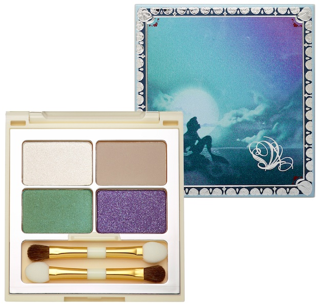 Part Of Your World Eyeshadow Palette ($30,00)