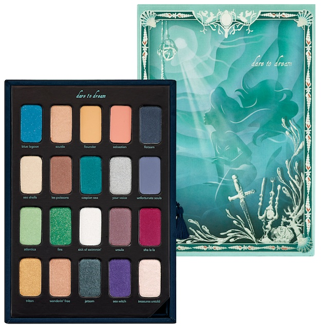 Sephora Storylook Eyeshadow Palette Vol. 3 Ariel Edition (US$55,00)
