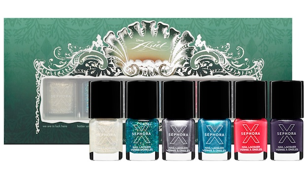 X What Cha-Nail-Callit Nail Lacquer Set (US$24.50)