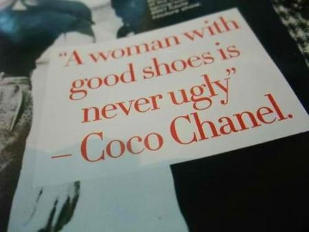 chanel-quotes-a-womam-with-good-shoes-is-never-ugly