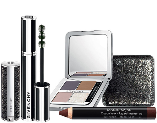 Ecrin de Soir Palette – New – £46.00/ € 65.00     Harmonie d'Exception Magic Kajal – Limited Edition – £16.00/ € 19.50     #03 Brun d'Exception Noir Couture Mascara – £22.50/ € 20.00     Khaki