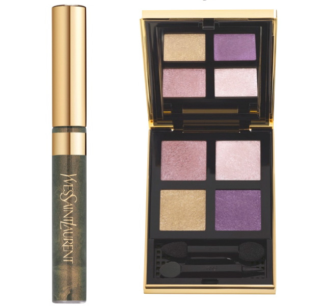 Pure Chromatics Wet & Dry Eyeshadow Palette – Limited Edition – $55.00 Avenue Maurceau Baby Foll Eyeliner – Limited Edition #10 Golden Brown Reflections