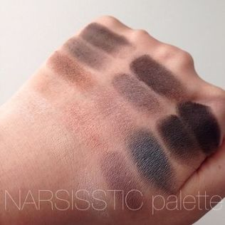 NARS-Narsissist-Eye-Palette-Swatch