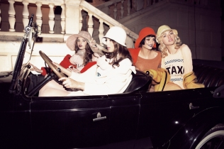 WILDFOX FALL/WINTER 13 photographed by Mark Hunter / The Cobrasnake
