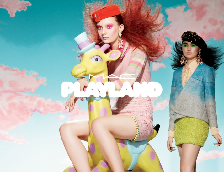 MAC-Playland-Collection-Summer-2014-banner