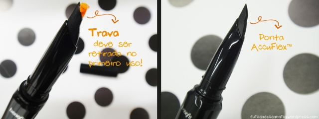 resenha-delineador-They-re-Real!-Push-up-Liner-Benefit-ponta-AccuFlex
