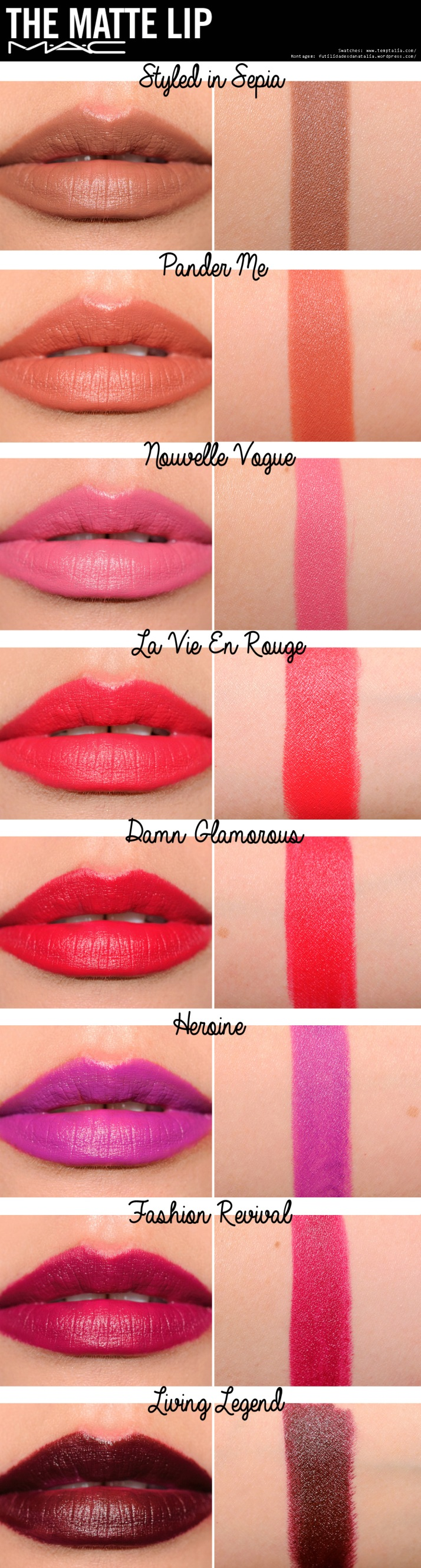 the-lip-matte-collection-mac-batons-swatch