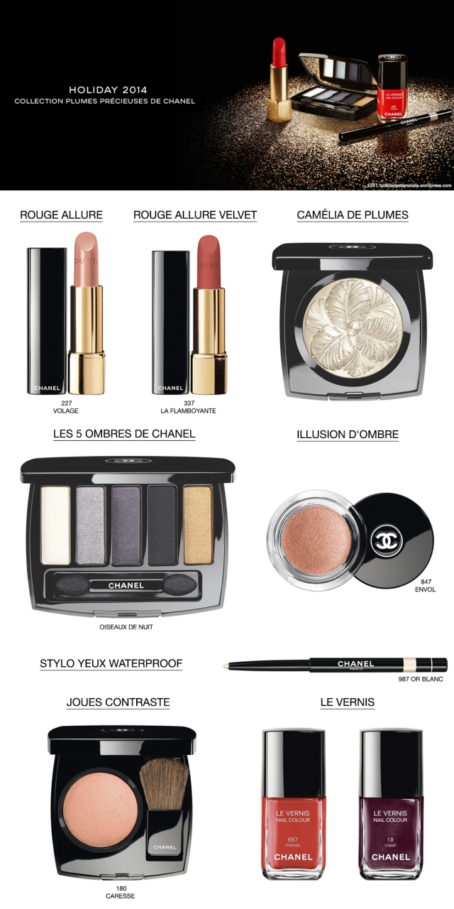 Chanel-Plumes-Precieuses-Collection-Holiday-2014-produtos