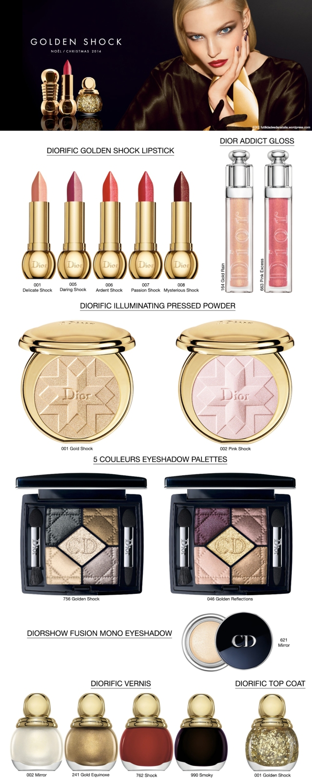Dior-Golden-Shock-Collection-Holiday-2014-produtos